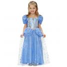 Costume Carnevale Bimba,Ragazza Fatina Azzurra, Principesse  | Pelusciamo.com