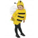 Costume Carnevale Ape Bee Travestimento Bambini PS 05425