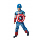 Costume Carnevale bambino Capitan America The Avengers 05066 marvel marvel effettoparty