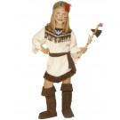 Costume carnevale travestimento per Bambina da indiana 05358 effettoparty