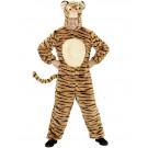 Vestito Carnevale Adulto, Tigre in Peluche 24925 unisex effettoparty