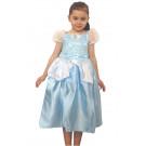 Travestimento Vestito Bambina Cenerentola Disney   | effettoparty.com