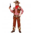 Abito Carnevale Bambino, Cowboy serie Far Wes   | Effettoparty.com