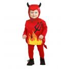 Costume Carnevale Bambino Diavoletto Halloween | Effettoparty.com