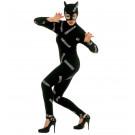 Vestito Carnevale Donna  Travestimento Gatta