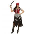 Vestito Carnevale Donna Travestimento Pirata EP 22817 Effettoparty Store Marchirolo