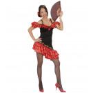 Vestito Carnevale Donna  Costume Spagnola    | Effettoparty.com