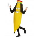 Costume Carnevale Banana Rasta Jamaicano EP 26408 Effettoparty Store Marchirolo