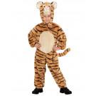 Costume Carnevale In Caldo Peluche Travestimento Tigre EP 26107 Effettoparty Store Marchirolo