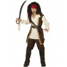 Costume carnevale Pirata travestimento bimbo ragazzo 05243 effettoparty