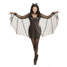 Travestimento Halloween Batwoman Costume Carnevale Donna PS 25586  Effettoparty Store Marchirolo