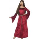 Costume Carnevale Donna Medioevale Travestimento Cameriera EP 08132 Pelusciamo Store Marchirolo