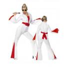Costume Carnevale Donna Elvis Presley Jumpsuit smiffys