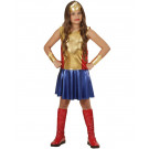 Costume Carnevale Bambina Wonderl Girl PS 25798 Travestimenti Bambine Effettoparty Store Marchirolo