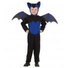 Costume Halloween Pipistrello Bambino EP 09159 Vestiti Carnevale Effettoparty Store Marchirolo