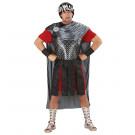 Abito Carnevale Adulto Travestimento Imperatore Romano  | Effettoparty.com