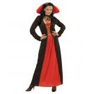 Vestito Donna Halloween, Abito Lungo da Vampira   pelusciamo.com