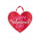 Accessori Festa San Valentino , Cuore Decorativo da Appendere  | Effettoparty.com