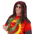 Parrucca rasta farian accessori costumi carnevale travestimenti a tema *19879 effettoparty store