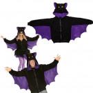 Travestimento da Animale Adulto Unisex, Felpa Pipistrello   *24574 Halloween    effettoparty