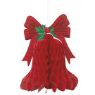 Accessori Arredo Festa, Decorazione Campana Rossa    | Effettoparty.com