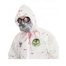 Accessorio Costume Carnevale Adulto, Maschera a Gas *20020 (Default)
