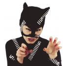 Maschera da Gatta ,  Accessorio Costume Gatto Donna   effettoparty store