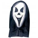 Maschera Halloween Bimbo Scream  |  effettoparty