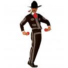 Vestito Carnevale Adulto, Travestimento Mariachi *25005| Effettoparty.com