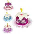 Mini Cappello a Molletta Happy Birthday   | Effettoparty.com