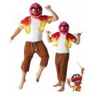 Costume Carnevale Uomo Animal