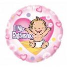 Palloncino Foil  Il Mio Battesimo Bimba 46 cm *01232  Effettoparty.com