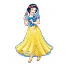 Palloncino in Foil Forma di Biancaneve Grande 93 cm  | Effettoparty.com