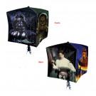 Palloncino in Foil Guerre Sterlari  *02649 cubo Star Wars | Effettoparty.com