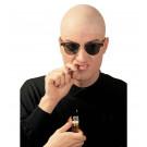 Accessorio carnevale Parrucca Skinhead, Calvo Senza Capelli | effettoparty store
