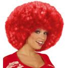 Parrucca Rossa Clown Accessorio Travestimento Carnevale  | Effettoparty.com