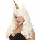 Parrucca Unicorno  Travestimento Carnevale Donna   Effettoparty.com