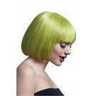 Parrucca Corta Donna Caschetto Verde Mia PS 08322 Parrucche Carnevale Effettoparty Store Marchirolo