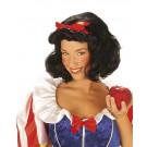 Parrucche Principessa delle Favole EP 26411 Parrucche Carnevale Pelusciamo Store marchirolo (Va)