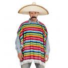Poncho Messicano Travestimento Festa Uomo  *03838 | Effettoparty.com