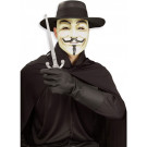 Costume Carnevale Halloween Adulto V per Vendetta ufficiale rubies