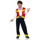 Costume da sceriffo travestimento carnevale per Bambini 05235 effettoparty