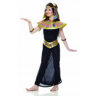 Costume Carnevale Nefertiti regina egizia da bambina 05240 effettoparty