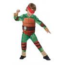 Costume Carnevale bambino Tartarughe Ninja *05179 ufficiale rubies effettoparty