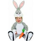 Costume Carnevale coniglio Bugs Bunny travestimento bambini 05291 effettoparty store