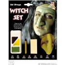 Set Trucco con Accessori da Strega *24589 Halloween, Carnevale | pelusciamo.com