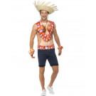 Maglietta Hawaii Party Hawaiano Stampata A Sublimazione EP 08037 Pelusciamo Store Marchirolo