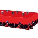 Accessori Festa Compleanno Ladybug Tovaglia Plastica    | Effettoparty.com