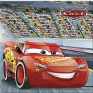 Set 20 Tovaglioli Carta Cars 3  Disney EP 10641 Saetta Mc Queen | Effettoparty.com