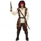 Vestito Carnevale Adulto, Travestimento  Pirata  *24892 Bucaniere | Effettoparty.com